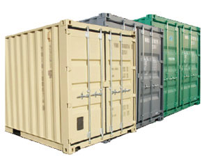 BRAND NEW & USED 8x20' & 8x40' STORAGE CONTAINERS