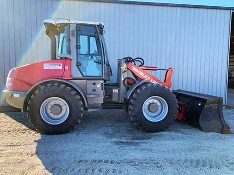 BLOWOUT SPECIAL! NEW 2019 TAKEUCHI TW95 WHEEL LOADER