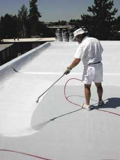 FLAT ROOF SPECIALIST/ COOL WHITE ROOFING