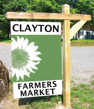 WE NEED VENDORS FOR 2021 CLAYTON FARMERS MARKET