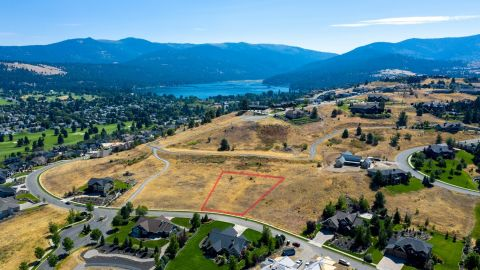 SWEEPING VIEWS AT LEGACY RIDGE! .7 ACRE, LIBERTY LAKE, WA