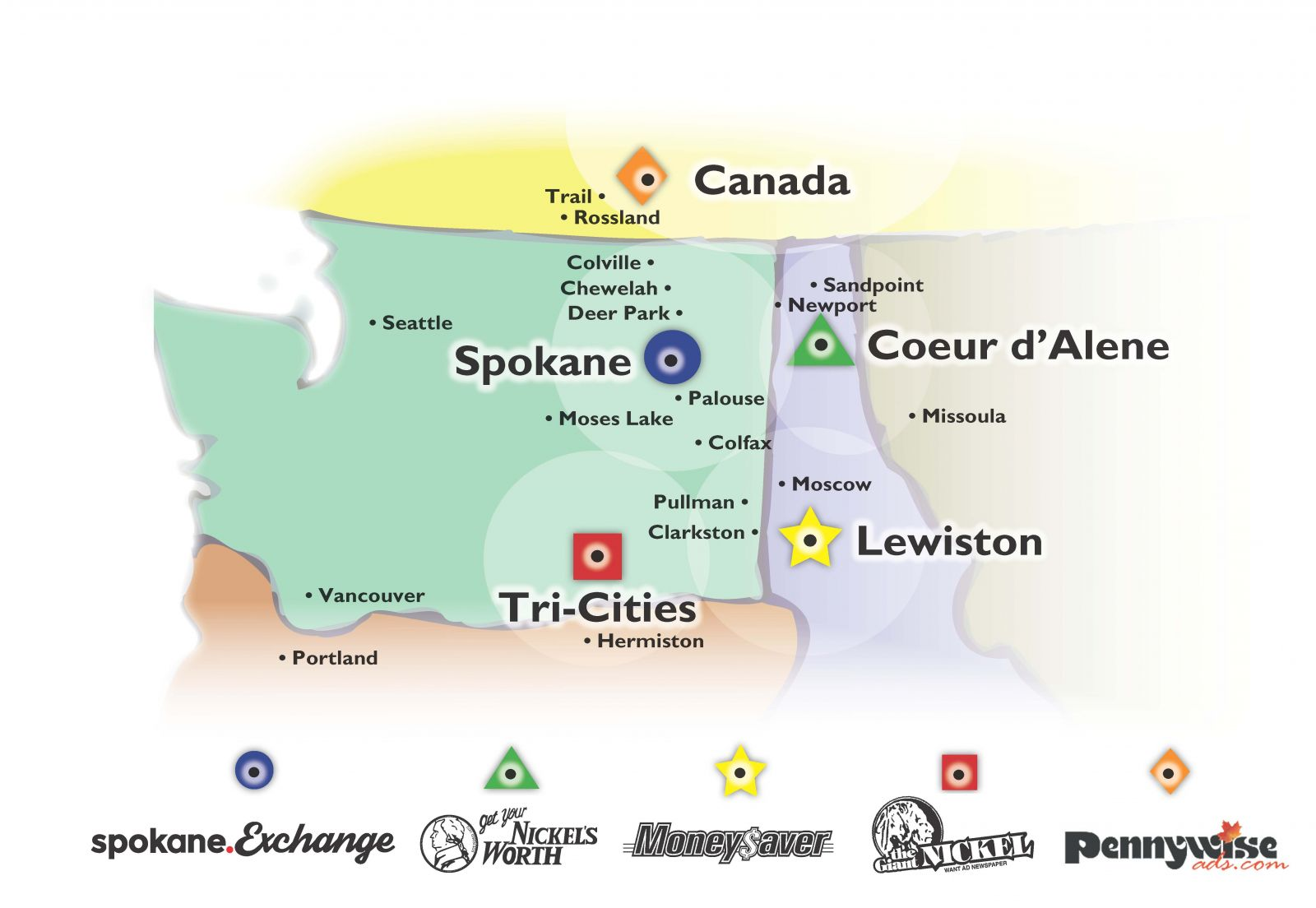 Media Kit For Spokane Exchange Newspaper